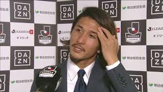 2017年10月7日(土)に行われた明治安田生命J2リーグ 第36節 東京Vvs...