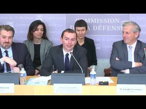 10.04.19 Olivier Dussopt, ministre, sur la transformation de la fonction publique