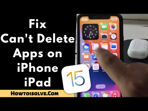 How to uninstall apps from iPhone | How to remove (delete) apps from iPhone | For all models |.