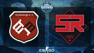 CS:GO - myRevenge vs. Skyred [Dust2] - ESL ONE Cologne 2015 Asia Qualifiers
