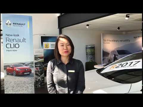 AMR RENAULT销售顾问Connie Wang