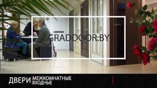 Обзор межкомнатной двери Ницца ДО шпонированная (Вист) от Graddoor.by