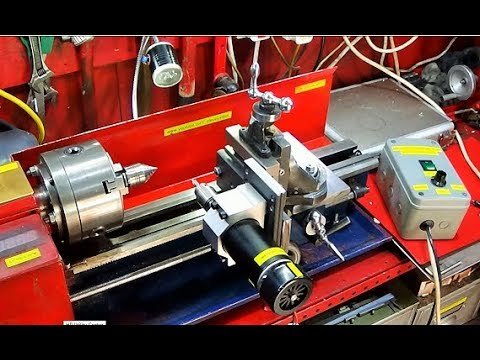 machifit 500w variable speed chinese mini lathe index drill set up Mini Lathe Modelling machifit 500w variable speed chinese mini lathe index drill set up