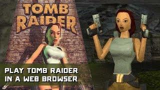 видео Tomb Raider: OpenLara · Играть онлайн
