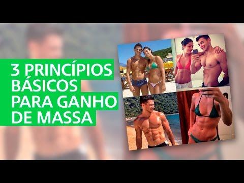 3 PRINCÍPIOS BÁSICOS PARA GANHO DE MASSA #41