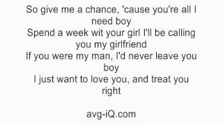 Boyfriend by Justin Bieber acoustic guitar instrumental cover with lyrics