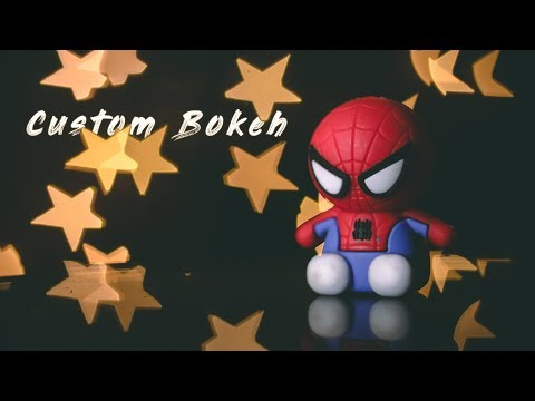 How To Create Shaped Bokeh (Custom Bokeh) || Malayalam Photography Tutorial thumbnail