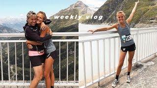 a week in my life in Switzerland