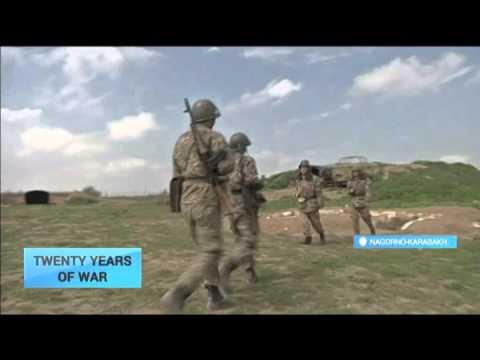20 years of war in Nagorno-Karabakh: Armenia and Azerbaijan keep fighting for region