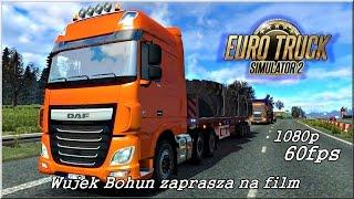 """Euro Truck Simulator 2 - #104 """"Dachowanie przez najechanie"""""""
