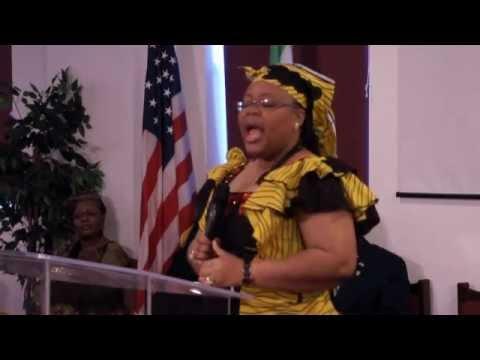 Leymah Gbowee Visit to Staten Island Part 1