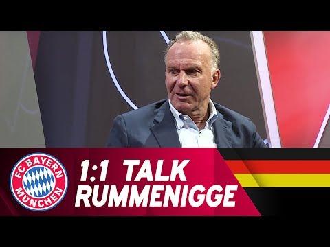 Karl-Heinz Rummenigge über die Saison und die Transferpolitik | 1:1 Talk