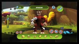 Spore Hero (Wii) Trailer