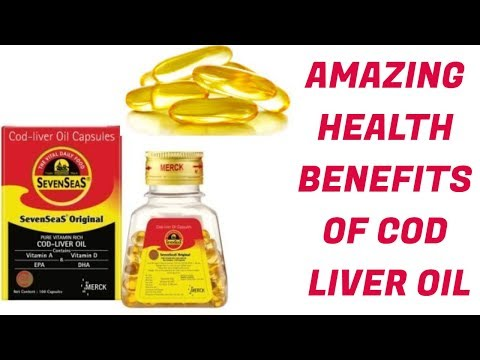 Seven Seas Cod Liver Oil : Health Benefits, Facts And Dosage | कॉड लिवर आयल के चमत्कारी फायदे