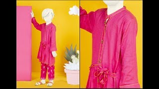 Latest Junaid Jamshed Kids Gir…