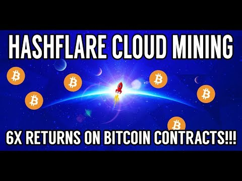 HASHFLARE Bitcoin Cloud Mining Contracts, Are They Profitable?