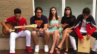 You Say - Lauren Daigle (cover) by Genavieve and FAM :) Video