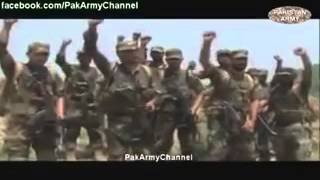 Zarb E Azb Allah ho akbar pak army song - Video Dailymotion.FLV
