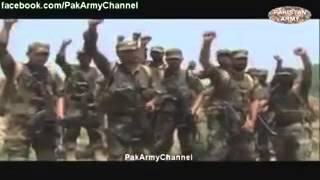 Zarb E Azb Allah ho akbar pak army song - Video Dailymotion.FLV