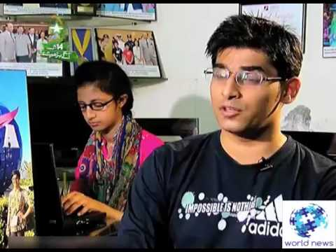 Saiyidain Roma world's youngest Certified Ethical Hacker