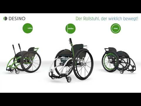 Vorstellung Vertrieb 2018 - Geballte Erfahrung - Neue Mitarbeiter des Rollstuhl-Herstellers DESINO