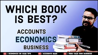 Best books for class 11-12 | Accounts | business studies | Economics screenshot 2