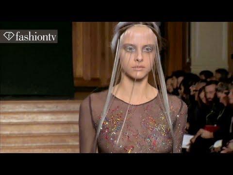 Yiqing Yin Couture Spring/Summer 2013   Paris Couture Fashion Week   FashionTV
