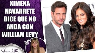 XIMENA NAVARRETE NO FUE CULPABLE DEL DIVORCIO DE WILLIAM LEVY