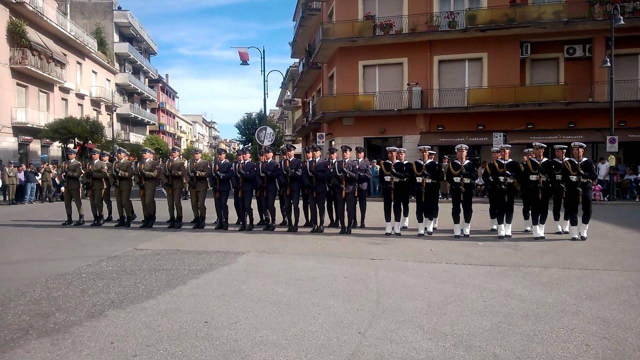 1 KRWP pokaz we włoskim mieście Cassino