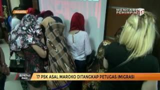 17 PSK Asal Maroko Ditangkap Petugas Imigrasi