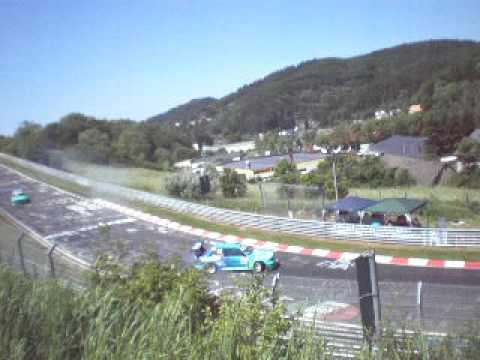 24h Nürburgring Nordschleife 2009 - Drifting