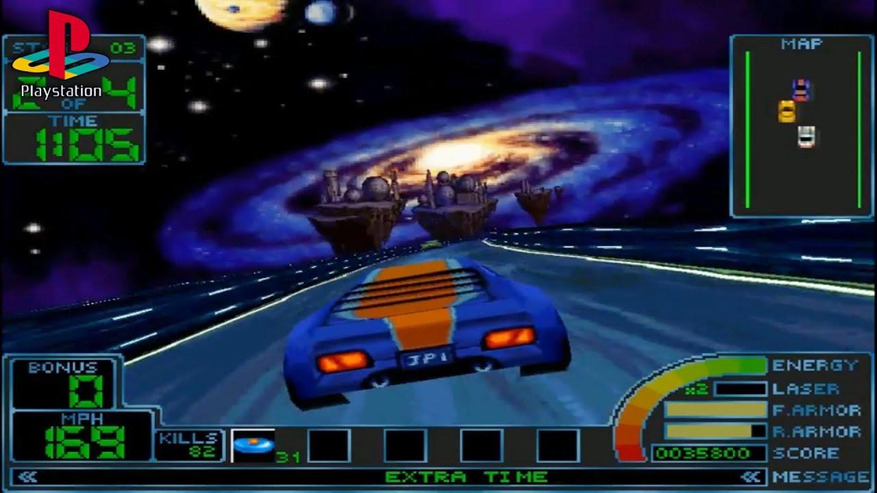 Impact Racing PS1 ROM #14