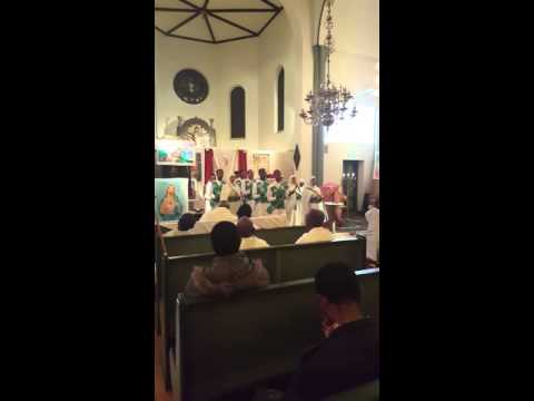 Eritrean orthodox mezmur neaki zhaze b mezemran kdst Dngl Mariam Oslo ❤