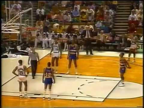 Michael Adams vs Walter Berry (87/88)