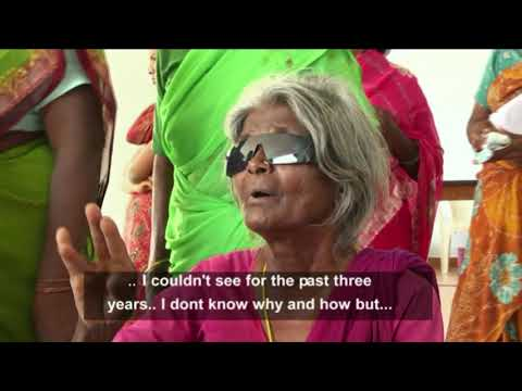 Gift of Sight on Wheels: Fights Blindness in India
