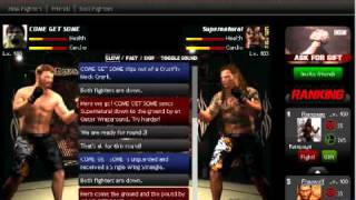MMA pro fighter facebook : THE INCREDIBLE HULK STRAT