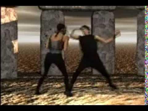 Federation of Martial Arts: Kitana vs Jimmy Cage - Round 2