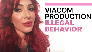 FARRAH ABRAHAM TEEN MOM OUTS VIACOM PRODUCTION ILLEGAL BEHAVIOR TELL ALL