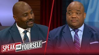 Whitlock and Wiley on Tom Brady being 'beatable', Kyler Murray & Raiders | NFL | SPEAK FOR YOURSELF