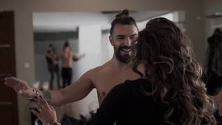 Celine Turguttaş & Arif Saçlı - New Dance Style - Belly Dance