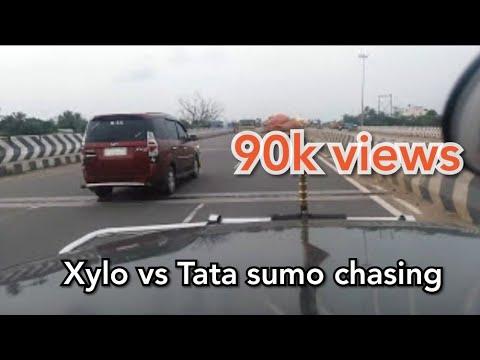 Xylo Vs Tata Sumo Chasing Youtube