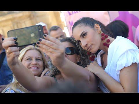 India Martínez participa en Córdoba en el Día Mundial del Turismo