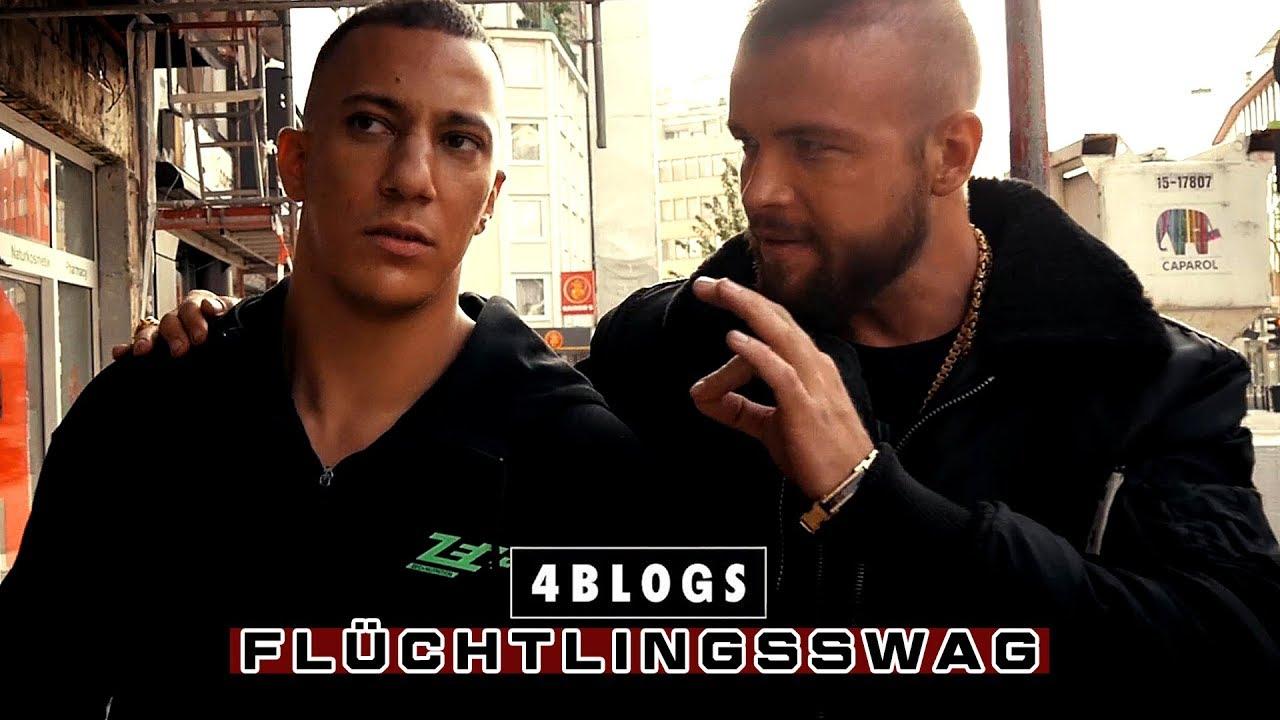Kollegah & Farid Bang ✖️  4 BLOGS:  FLÜCHTLINGSSWAG ✖️ [ JBG3 ] 1. DEZEMBER 2017