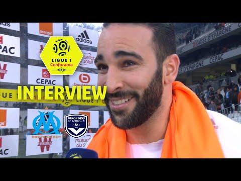 Interview de fin de match : Olympique de Marseille - Girondins de Bordeaux (1-0