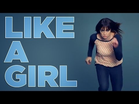 Always Like A Girl - What It Means To Be A Girl #LikeAGirl