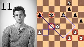 Magnus Carlsen vs Fabiano Caruana   Game 11 - 2018 World Chess Championship