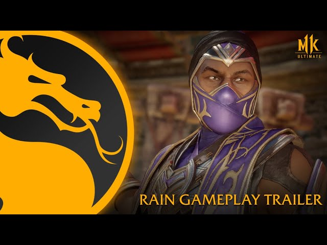 New Mortal Kombat 11 Ultimate Gameplay Trailer Showcases the Return of theEdenian Demigod – Rain