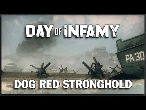Dog Red Stronghold - Day of Infamy Gameplay Showcase |