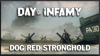 Dog Red Stronghold - Day of Infamy Gameplay Showcase