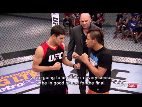 The Ultimate Fighter Latin America: The First Faceoff